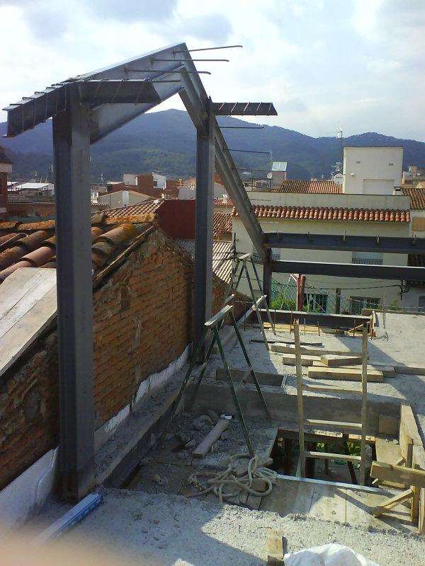 Estructura metalica vivienda good pin it vivienda en estructura metalica with estructura - Estructura metalica vivienda ...