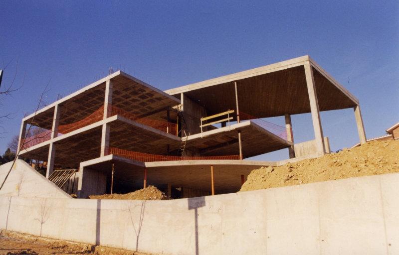 Precio estructura vivienda unifamiliar materiales de - Precio estructura casa ...
